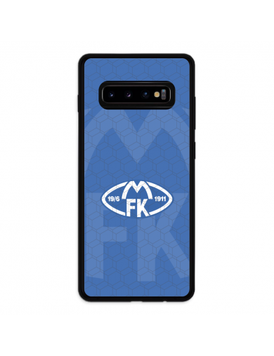 Molde FK Logo blå deksel