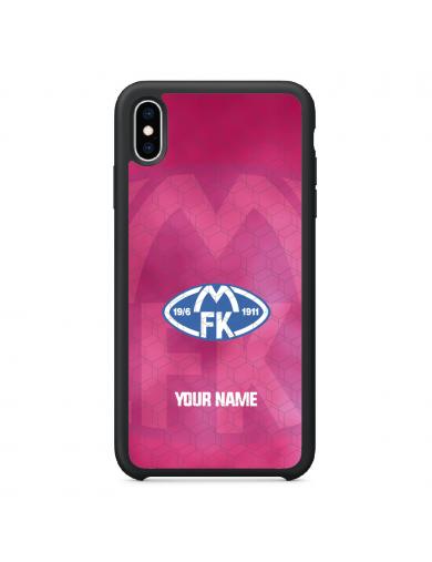 Molde FK Logo Rosa + Navn...