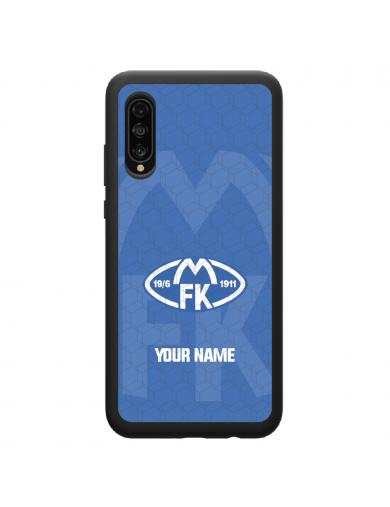 Molde FK Logo blå + Navn...