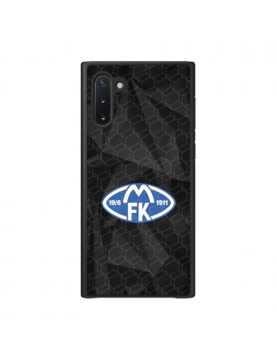 Molde FK Logo Sort deksel