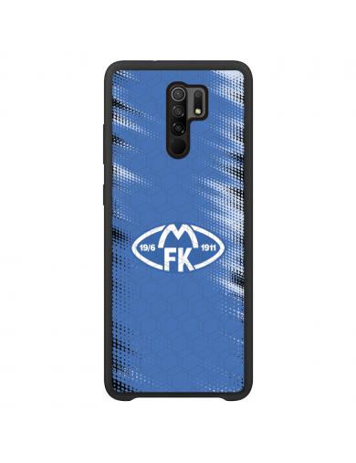 Molde FK Logo Blå Effekt...